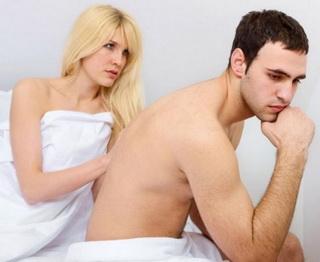 giovani problemi di erezione)