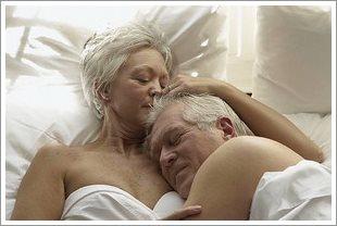 un uomo di 58 anni non ha erezione)